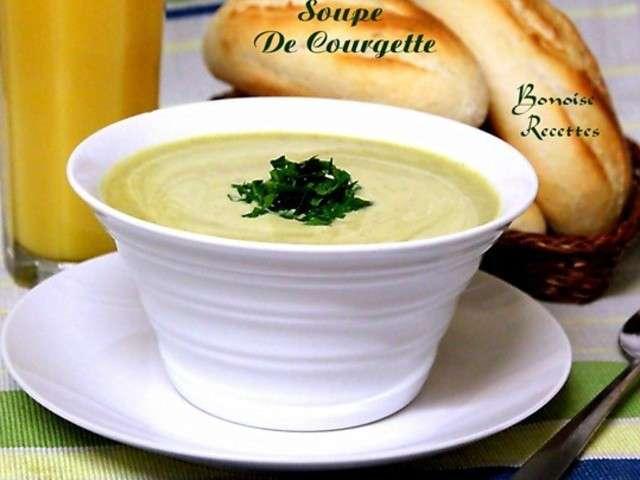 Recettes de soupe facile de art de cuisine de sihem for Amour de cuisine de sihem