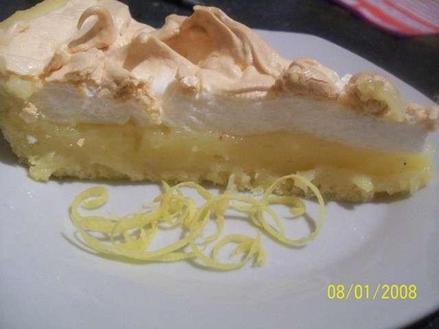 Recettes de tarte au citron et cuisine facile 2 - Recette tarte au citron simple ...