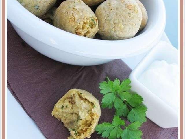 Recettes de la cuisine de wattoote 19 - Cuisine bernard falafel ...