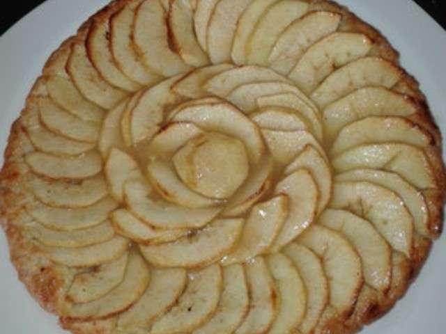 Recettes de tarte aux pommes et cuisine sans oeuf - Tarte aux poireaux sans oeufs ...