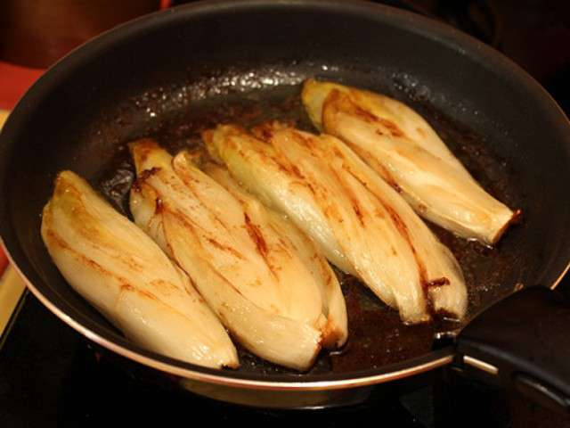 Recettes d 39 endives de la cuisine des jours - Comment cuisiner les endives ...