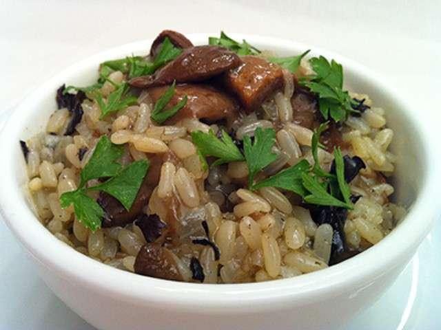 Recettes de champignon des bois de la cuisine des jours for Aux beaux rivages la cuisine