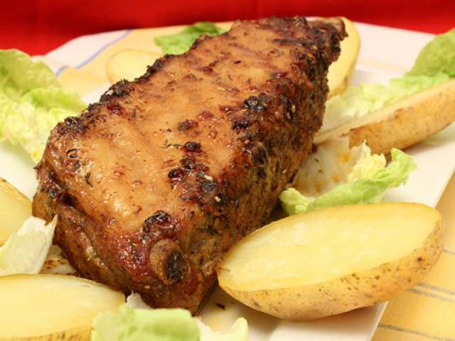 Recettes de travers de porc et marinades - Cuisiner rognons de porc ...