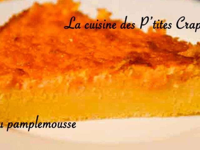 Recettes de pamplemousse et fondant - La cuisine de bernard fondant ...