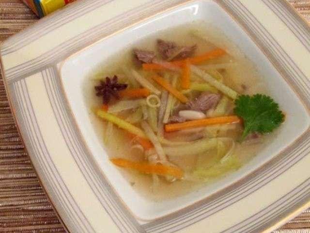 Recettes de consomm de boeuf - Blog recette de cuisine asiatique ...