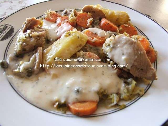 Recettes de blanquette de veau - Cuisine blanquette de veau ...