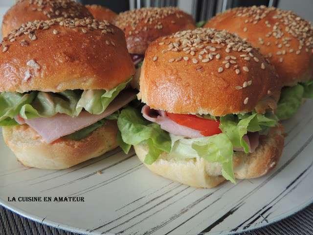Recettes de map - Idee de sandwich froid ...