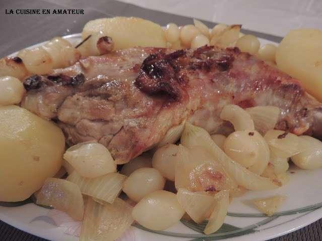Recettes d 39 oignons grelots - Cuisine cuisse de dinde ...