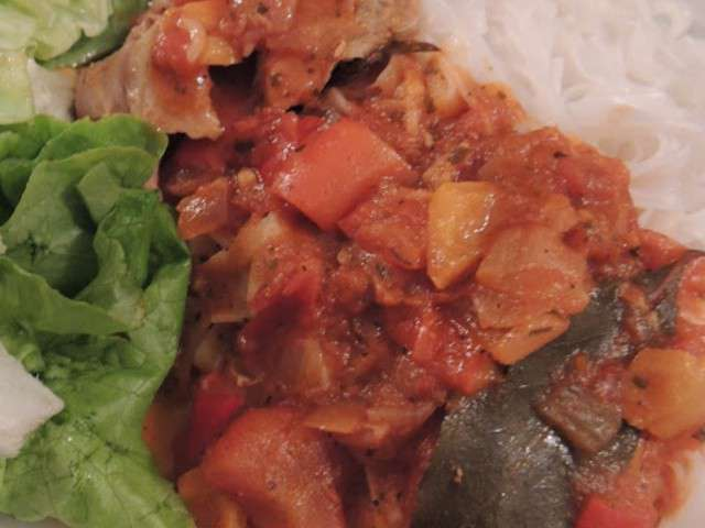 Recettes de pays basque et dinde - Cuisine cuisse de dinde ...