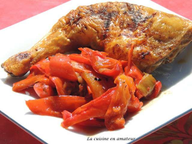 Recettes de cuisses de poulet for Aux beaux rivages la cuisine