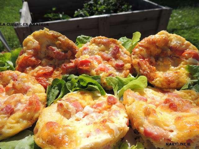 Recettes d 39 omelettes 10 for Blog cuisine minceur