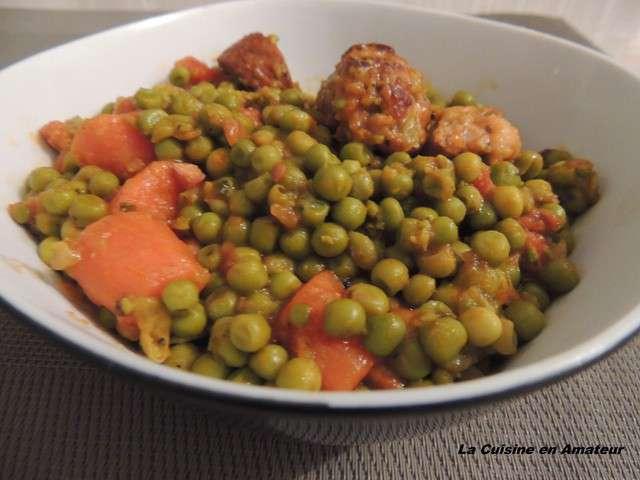 Recettes de saucisse de toulouse - Comment cuisiner des petit pois en boite ...