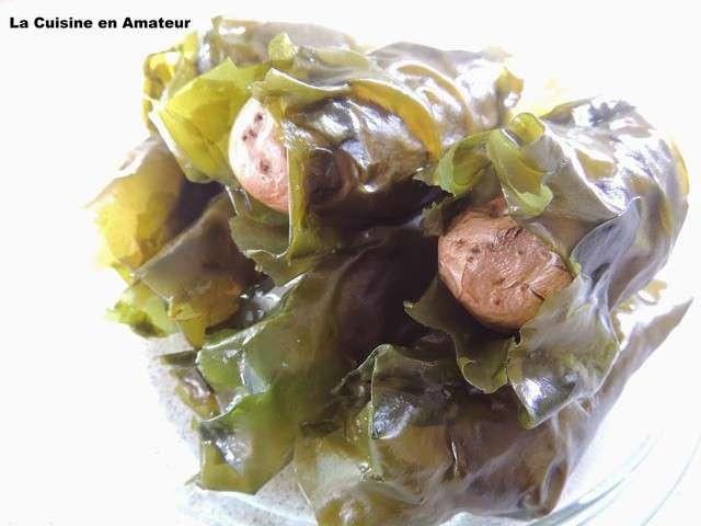 Recettes d 39 algues et cuisine v g tarienne for Rangement pomme de terre cuisine