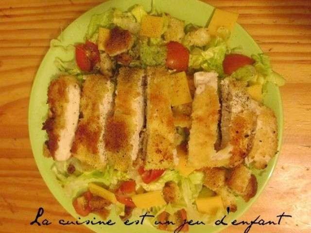 Recettes de salades de la cuisine est un jeu d 39 enfant for La cuisine est un jeu d enfant