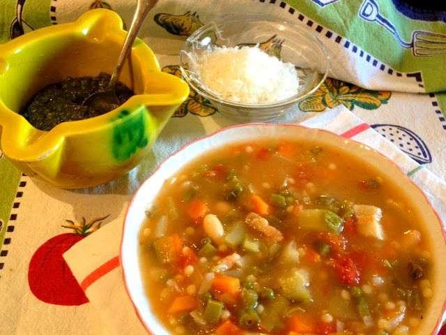 Recettes de famille de la cuisine et claudine - La cuisine de corinne ...