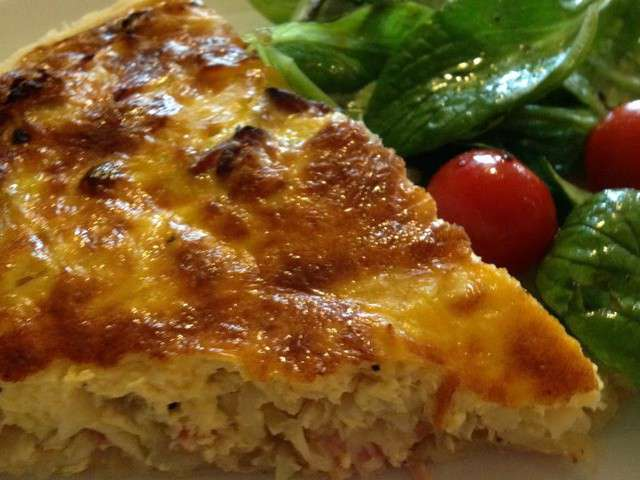 Recettes de quiches de la cuisine et claudine for Cuisine de quiches originales et gourmandes