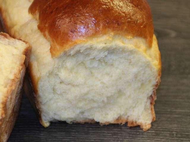 Recettes de brioche au beurre et petit d jeuner - Brioche au beurre maison ...
