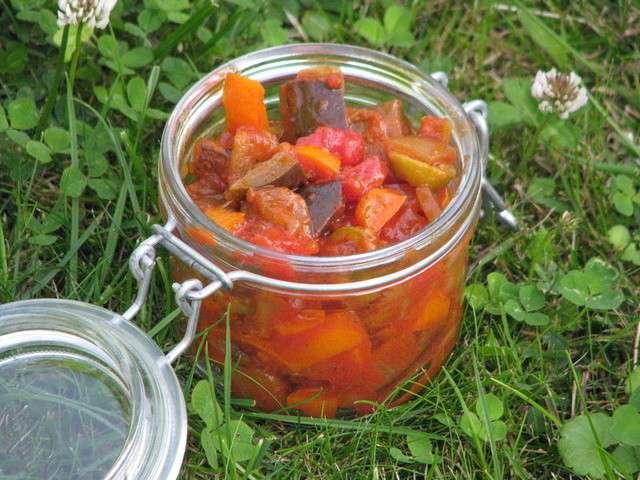 Recettes de salades et l gumes 28 - Blog cuisine sicilienne ...