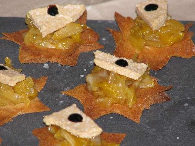 les meilleures recettes de foie gras et ap ritif. Black Bedroom Furniture Sets. Home Design Ideas