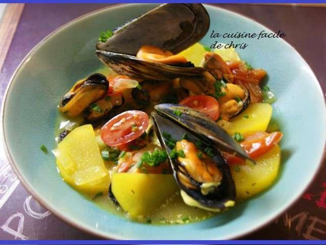Recettes de bouillabaisse - Cuisine marseillaise recettes ...