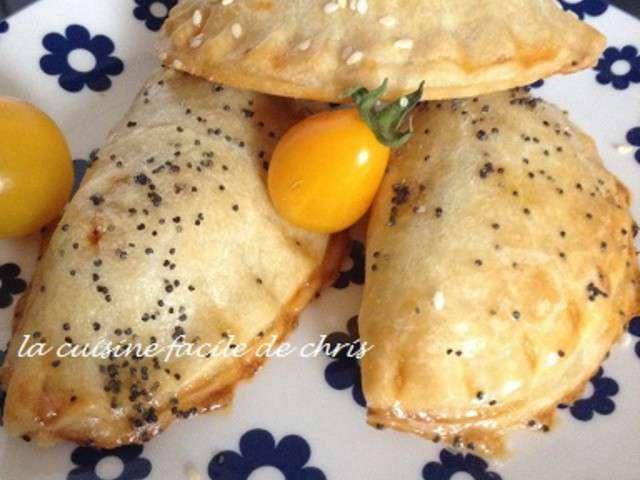 Recettes d 39 empanadas et poulet for Blog de cuisine facile