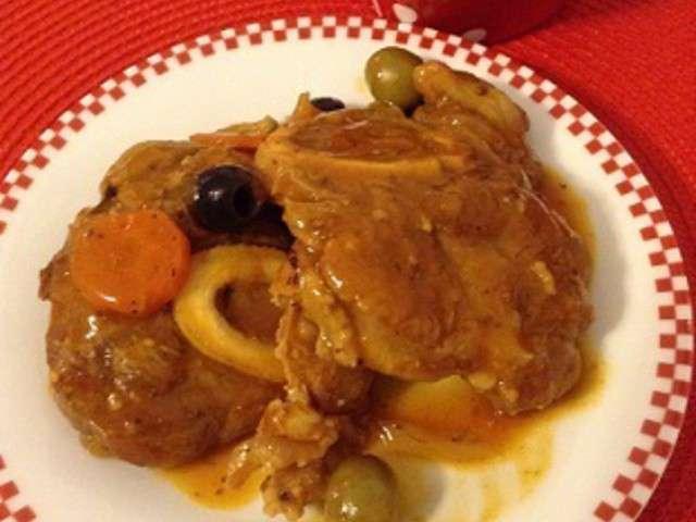 Recettes d 39 osso buco et olive for Blog de cuisine facile