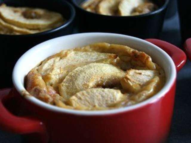 Recettes de pudding et pomme for Blog de cuisine facile