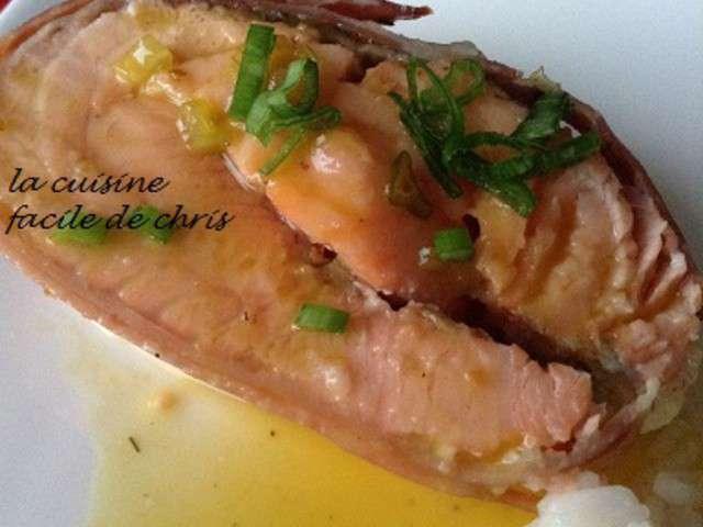 Recettes de roti de saumon for Blog de cuisine facile