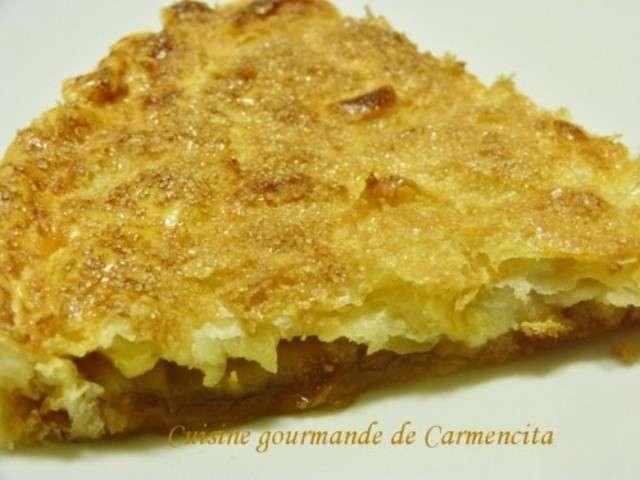 Recettes de croustade de cuisine gourmande de carmencita for Cuisine gourmande