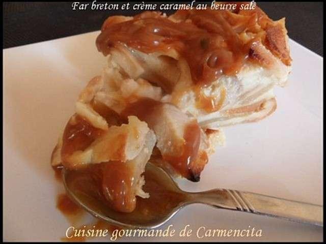 Recettes de far breton 15 - Recette caramel beurre sale breton ...