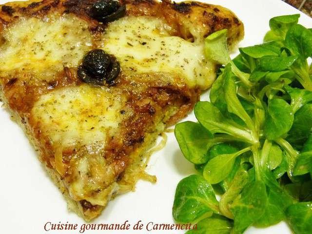 Recettes de focaccia de cuisine gourmande de carmencita for Cuisine gourmande