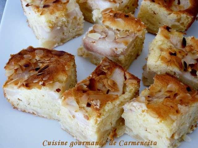 Recettes de g teau au mascarpone de cuisine gourmande de - Cuisine au mascarpone ...