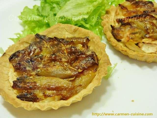 Recettes de tartelette de cuisine gourmande de carmencita for Cuisine gourmande