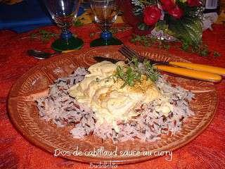 Recettes de cabillaud au curry - Comment cuisiner du cabillaud ...