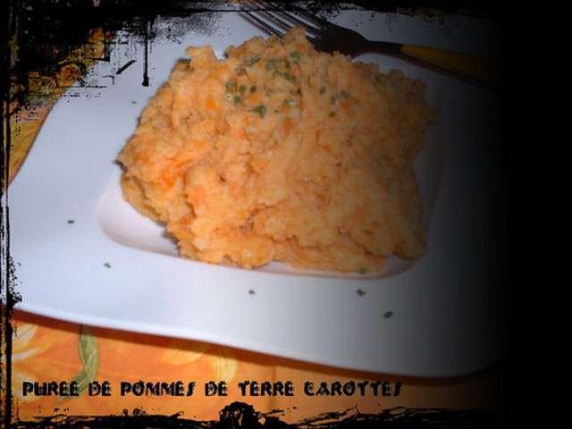 Recettes de carottes de saveurs et cuisine - Puree de pomme de terre maison ...