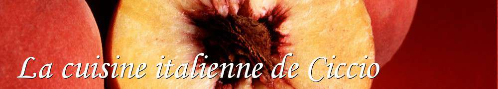 Recettes d 39 orange de la cuisine italienne de ciccio - Blog de cuisine italienne ...