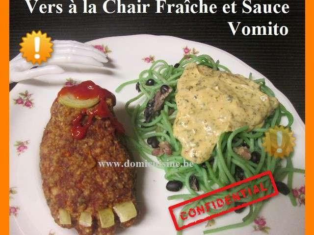 Recettes de salades de la cuisine ma passion for Vers de salade