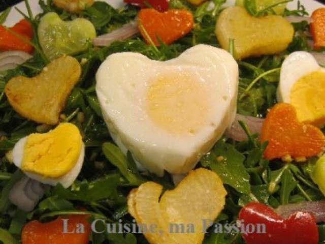 Recettes de coeur de la cuisine ma passion - Cuisine saint valentin ...