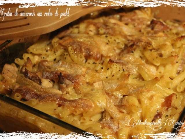 Recettes de restes de poulet - Que faire avec des reste de poulet ...
