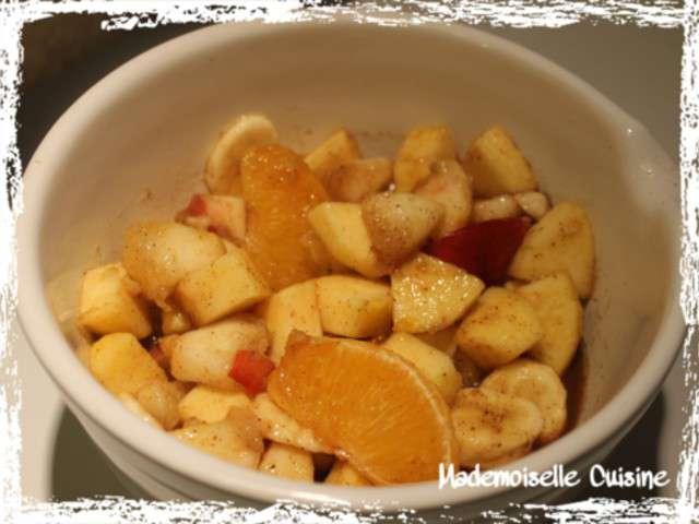 Recettes de salade de fruits et cuisine rapide for Video cuisine rapide