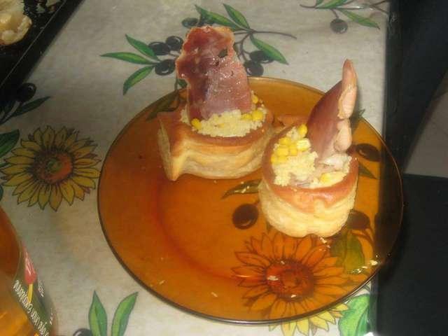 Recettes de jambon et feuillet s - Cuisine au pays du soleil ...