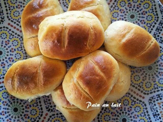 Recettes de pain au lait de la cuisine m diterran enne - Pain au lait companion ...
