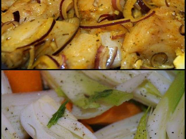 Recettes de poulet de la cuisine quotidienne for Cuisine quotidienne