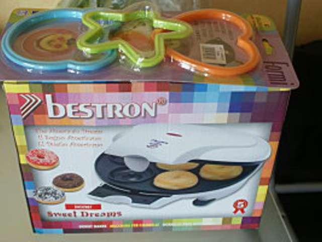 Recettes de donuts de la cuisine quotidienne for Cuisine quotidienne