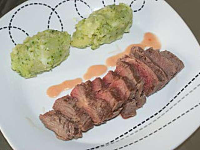 Recettes de filet de boeuf de la cuisine quotidienne for Cuisine quotidienne