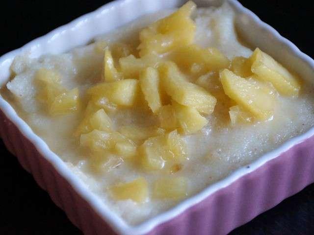 Recettes de Gâteau de Semoule et Ananas