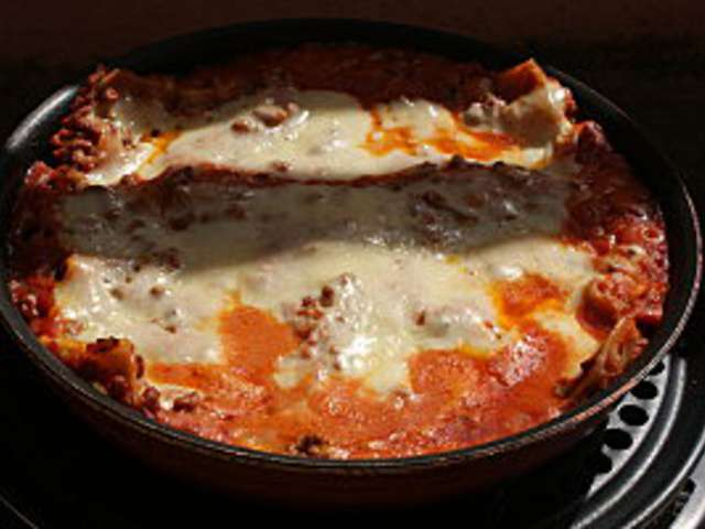 Recettes de lasagnes de la cuisine quotidienne for Cuisine quotidienne