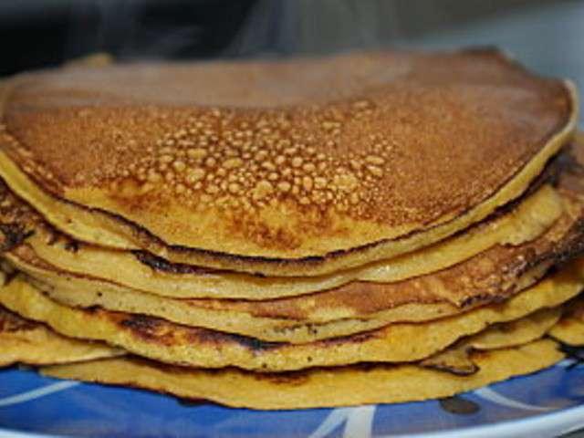 Recettes de pancakes de la cuisine quotidienne for Cuisine quotidienne