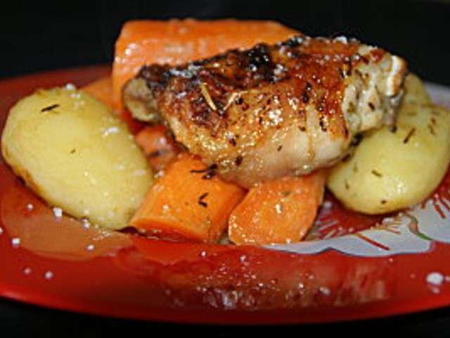 Recettes de poulet au citron de la cuisine quotidienne for Cuisine quotidienne