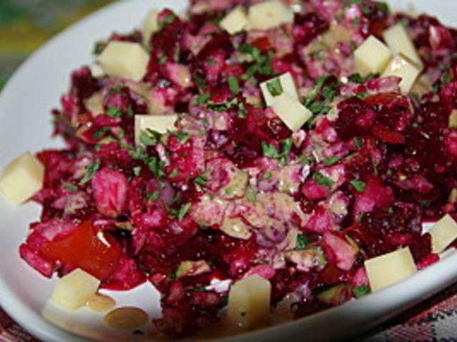 Les meilleures recettes de salade de betterave - Soupe betterave thermomix ...